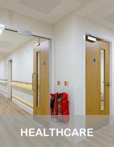 Recent electrical projects in the healthcare sector by Wadys Electrical in Bedford