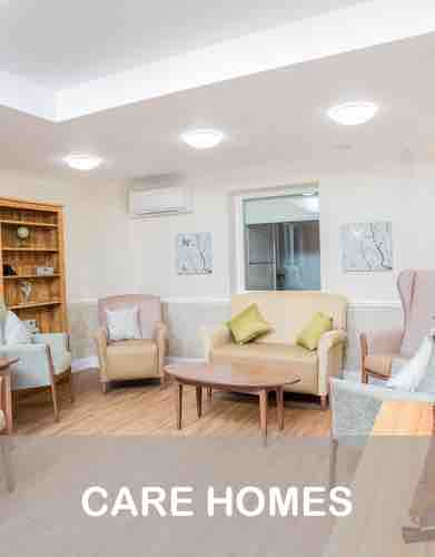Recent electrical projects in Care Homes by Wadys Electrical in Bedford