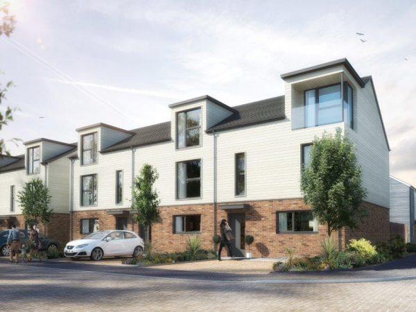 Innovative Smart Housing Development