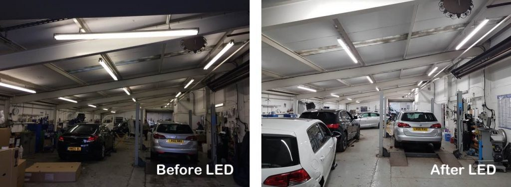 Save Energy and Money by Switching to LED Lighting with Wadys of Bedford