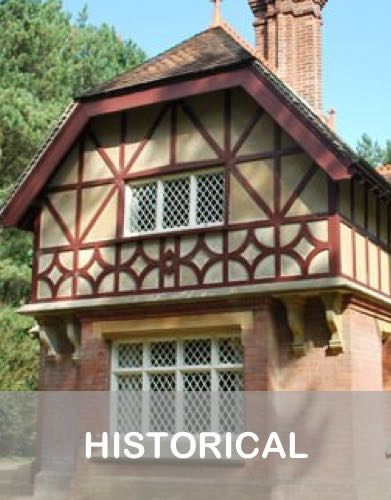 Recent Historical Projects by Wadys Electrical in Bedford