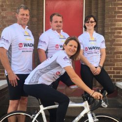 Wadys of Bedford Extra Mile Challenge