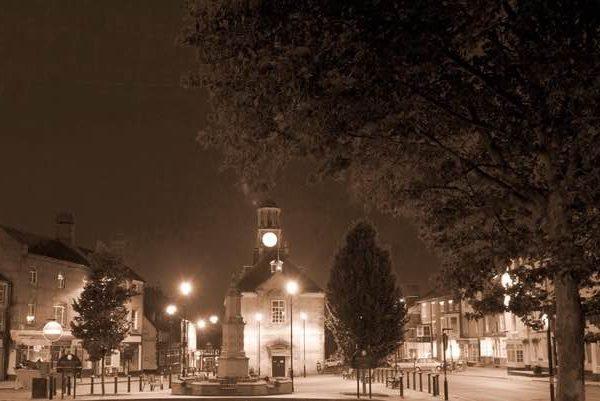 Brackley Town Hall 1