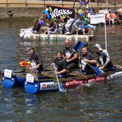 Wadys sponsor The Bedford River Festival